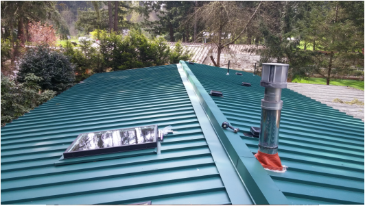Metal Roofing Contractor Fircrest WA