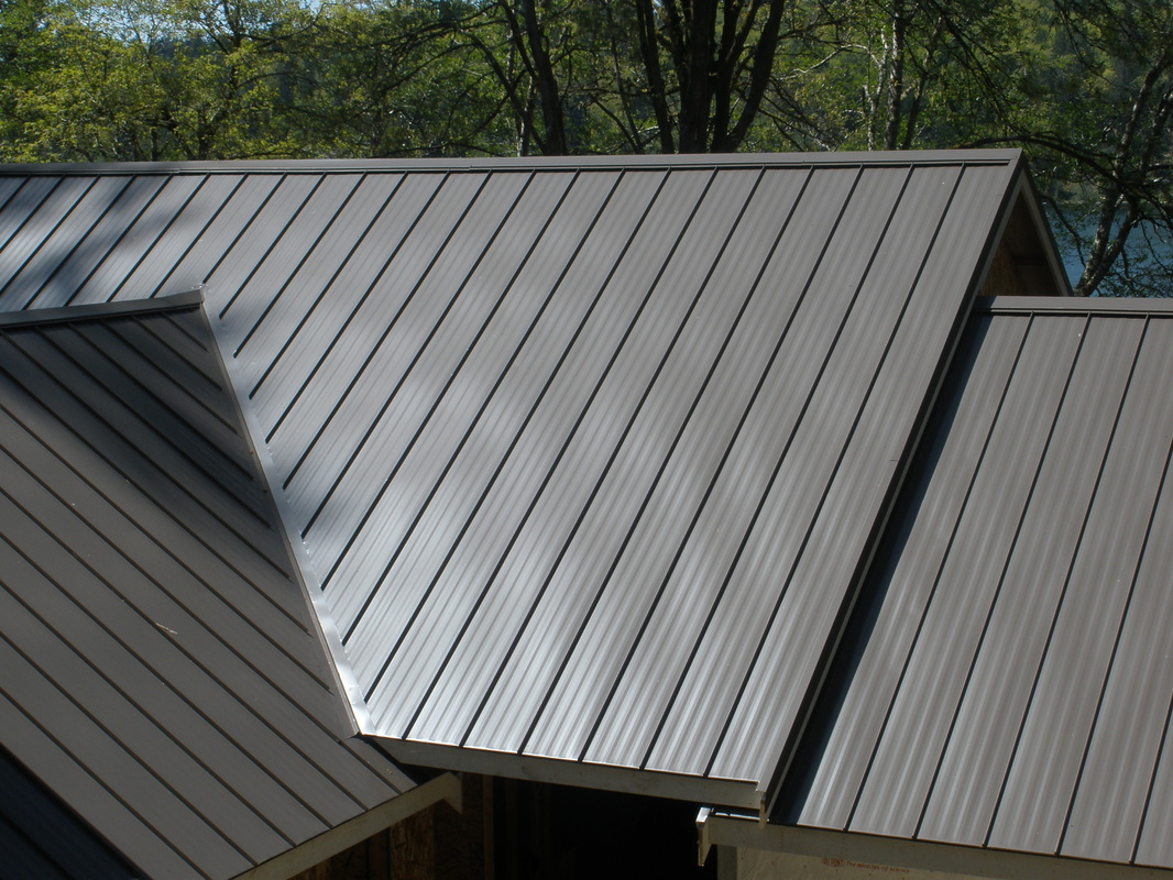 Metal Roofing Contractors Seattle Mcmains Roofing