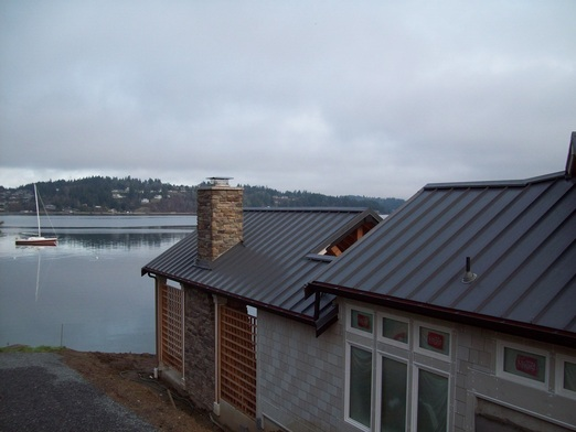 Metal Roofing Gig Harbor