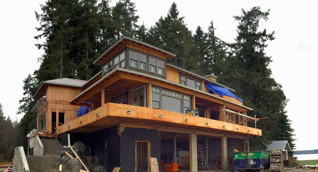 Metal Roofing Contractor Gig Harbor WA
