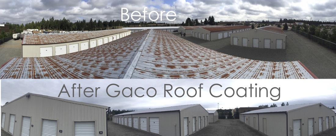 Roof Coating Contractor Puyallup WA