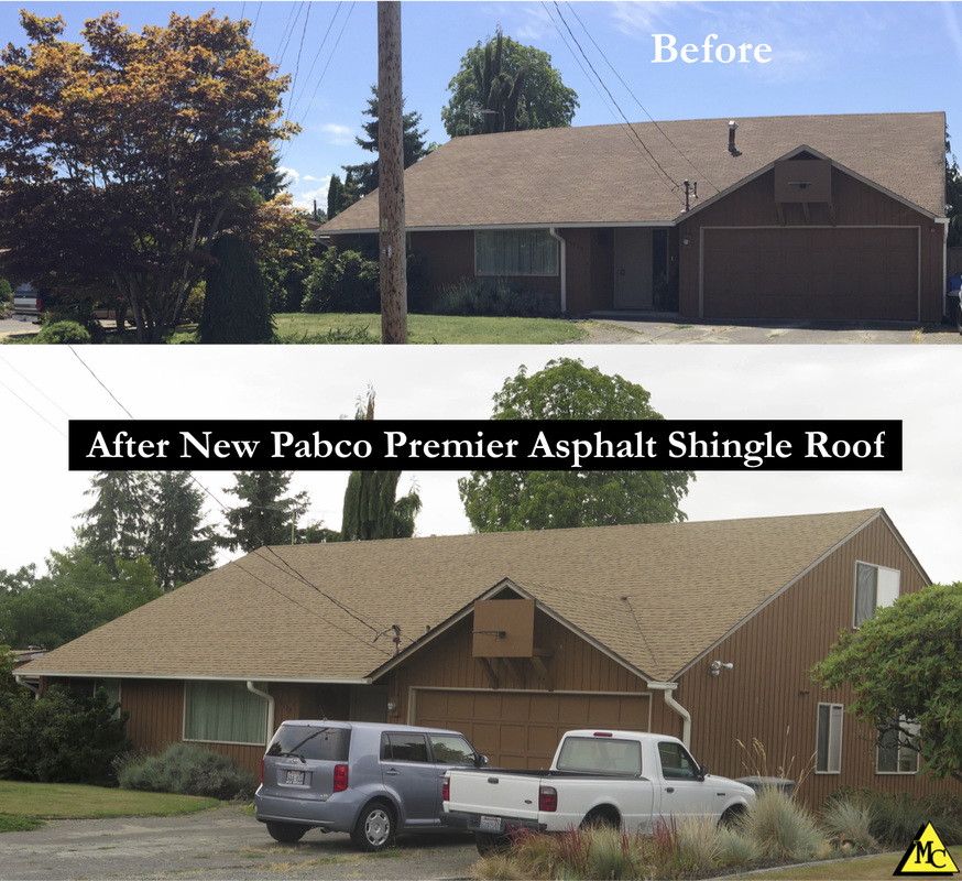 Roofers Puyallup WA