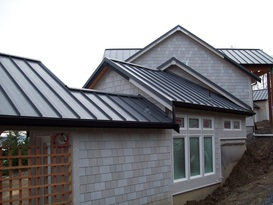 Metal Roofing Company Seattle, WA | McMains Roofing