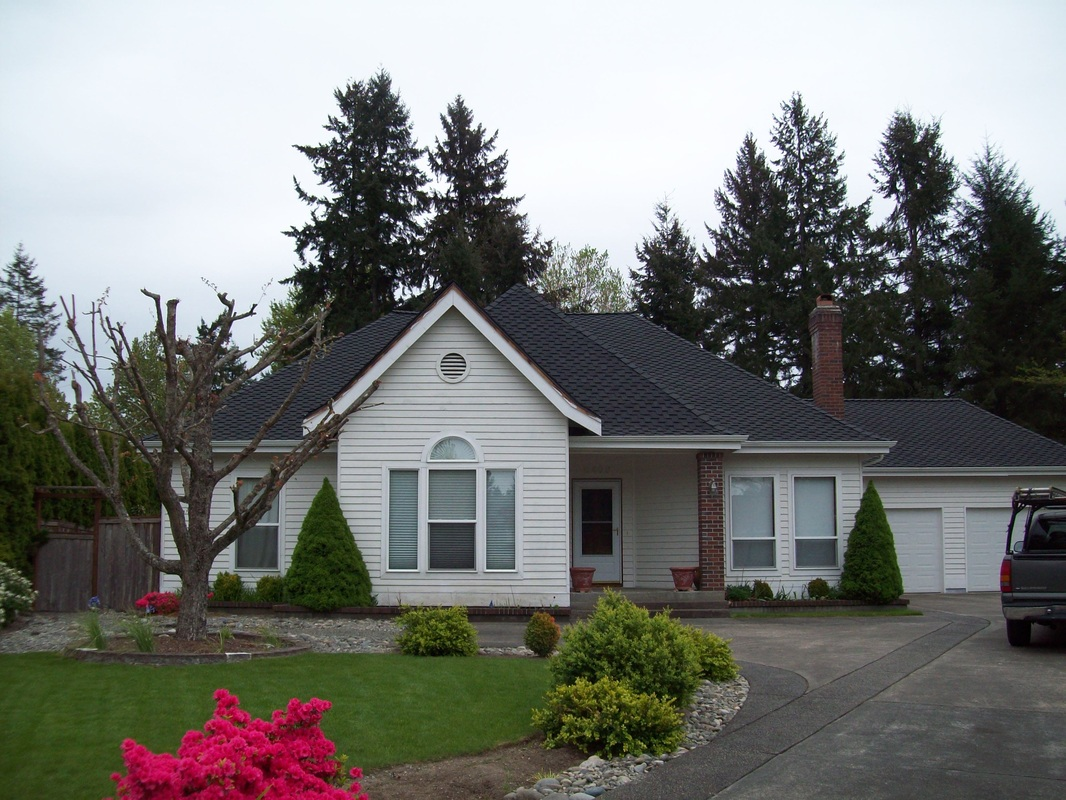 Roofing Contractor Des Moines, WA