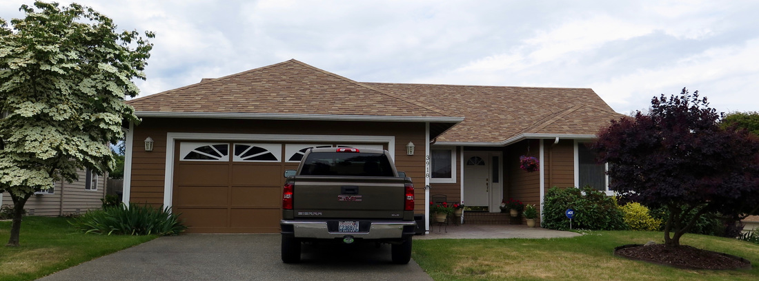 NE Tacoma Residential Reroof Contractor